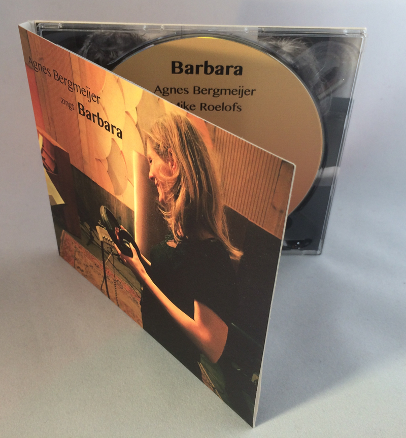 Agnes Bergmeijer zingt Barbara